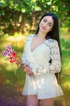 Nastyona von Zaporozhye 21 jahre - begehrenswerte Frau. My mitte primäre foto.