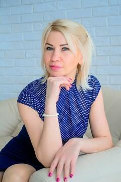 Olena von Dnipro 41 jahre - nettes Mädchen. My mitte primäre foto.