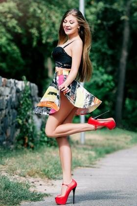 Nina von Cherkasy 24 jahre - nettes Mädchen. My wenig primäre foto.