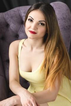 Nadezhda  23 years - happy woman. My small primary photo.