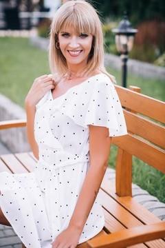Iryna from Lutsk 37 years - romantic girl. My small primary photo.