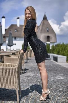 Valentina von Dnipro 23 jahre - gute Frau. My mitte primäre foto.