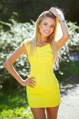 Julia von Kiev 31 jahre - reizende Frau. My wenig primäre foto.