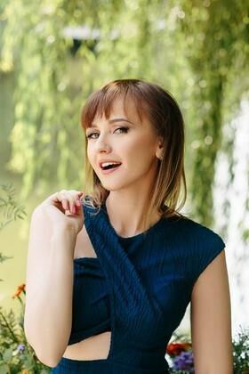 Olesia von Ivanofrankovsk 28 jahre - liebevolle Augen. My wenig primäre foto.