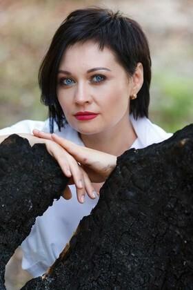 Lena von Kremenchug 36 jahre - gutherziges Mädchen. My wenig primäre foto.
