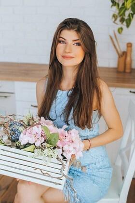 Nina von Poltava 21 jahre - aufmerksame Frau. My wenig primäre foto.