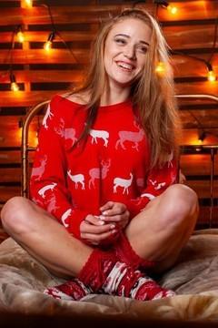 Lizzie von Kremenchug 22 jahre - schönes Lächeln. My mitte primäre foto.
