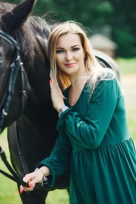 Nataly von Lutsk 39 jahre - romantisches Mädchen. My wenig primäre foto.