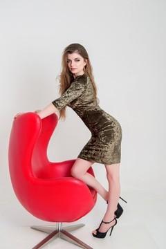 Sandra von Kharkov 23 jahre - gutherzige russische Frau. My mitte primäre foto.