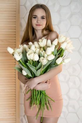 Anna von Poltava 19 jahre - beeindruckendes Aussehen. My wenig primäre foto.