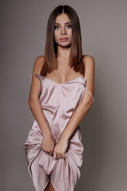 Nika von Kiev 21 jahre - kluge Schönheit. My wenig primäre foto.