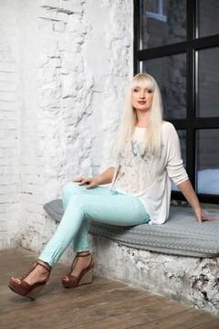 Nataliya von Dnipro 48 jahre - gutherzige russische Frau. My mitte primäre foto.