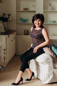 Helen von Poltava 46 jahre - sonniges Lächeln. My mitte primäre foto.