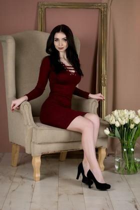 Elena von Poltava 20 jahre - romatische Frau. My wenig primäre foto.