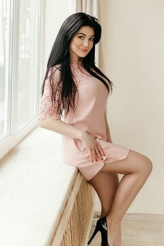 Victoriia von Ivanofrankovsk 26 jahre - Lieblingskleid. My mitte primäre foto.