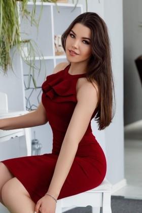 Natali von Ivanofrankovsk 20 jahre - Lieblingskleid. My wenig primäre foto.