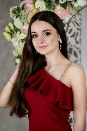 Vika von Poltava 20 jahre - glückliche Frau. My wenig primäre foto.