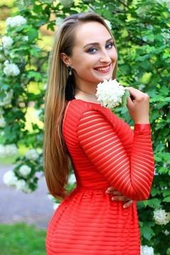 Antonina von Zaporozhye 35 jahre - ukrainisches Mädchen. My mitte primäre foto.