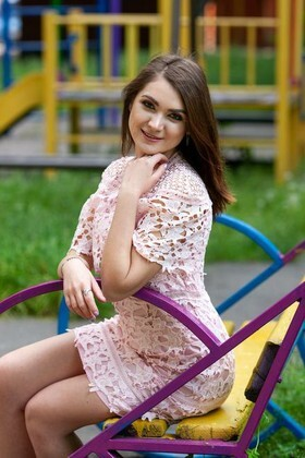 Daria von Kremenchug 29 jahre - ukrainische Frau. My wenig primäre foto.
