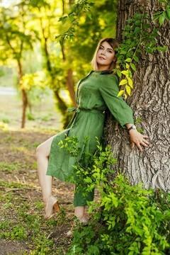 Yuliya von Dnipro 30 jahre - Mann suchen und finden. My mitte primäre foto.