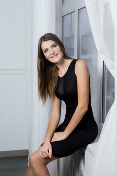 Katya von Lutsk 20 jahre - hübsche Frau. My mitte primäre foto.