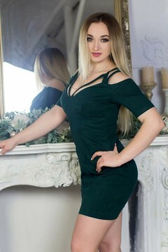Ann von Sumy 22 jahre - Lieblingskleid. My mitte primäre foto.