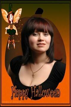 Alyona von Donetsk 38 jahre - sonnigen Tag. My wenig primäre foto.