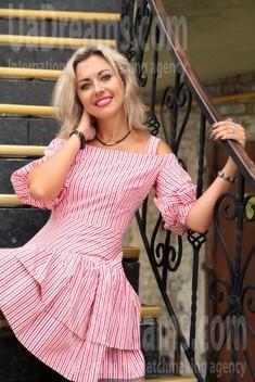 Frauen aus Russland/Ukraine kennenlernen: Oksana, 36 Jahre / Frau