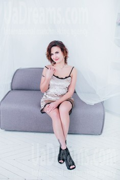 Anna von Cherkasy 38 jahre - ein wenig sexy. My wenig öffentliches foto.