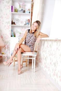 Lerusik von Zaporozhye 25 jahre - liebevolle Frau. My wenig öffentliches foto.