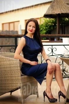Dashenka von Zaporozhye 37 jahre - strahlendes Lächeln. My wenig öffentliches foto.