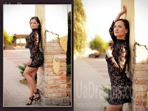 Dashenka von Zaporozhye 37 jahre - Lieblingskleid. My wenig öffentliches foto.