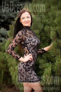 Dashenka von Zaporozhye 37 jahre - schönes Lächeln. My wenig öffentliches foto.
