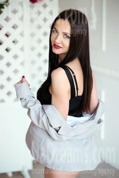 Dashenka von Zaporozhye 37 jahre - hübsche Frau. My wenig öffentliches foto.