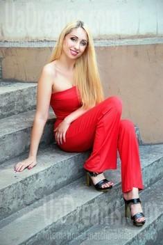 Ksenia von Zaporozhye 35 jahre - nette Braut. My wenig öffentliches foto.