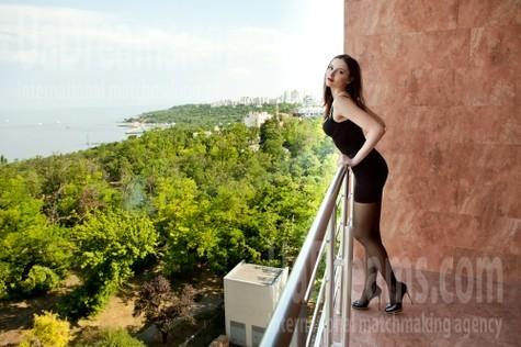 Elena von Odessa 38 jahre - strahlendes Lächeln. My wenig öffentliches foto.
