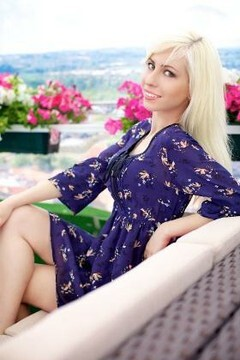 Olga von Merefa 25 jahre - gutherzige russische Frau. My mitte primäre foto.