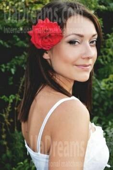 Dasha von Zaporozhye 35 jahre - intelligente Frau. My wenig öffentliches foto.