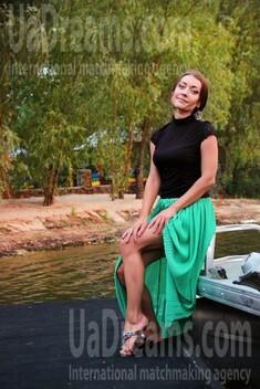 Dasha von Zaporozhye 35 jahre - sie lächelt dich an. My wenig öffentliches foto.