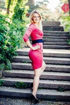 Julia von Cherkasy 35 jahre - Lebenspartner suchen. My mitte primäre foto.