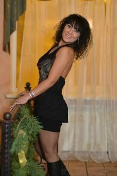 Angelika von Sumy 40 jahre - schönes Lächeln. My mitte primäre foto.