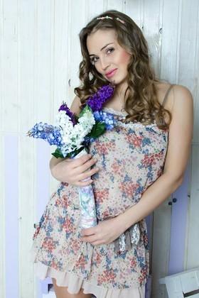 Yana von Merefa 41 jahre - sie lächelt dich an. My wenig primäre foto.