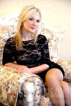 Larysa 40 jahre - Frau für die Ehe. My wenig öffentliches foto.