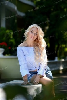 Larysa 41 jahre - liebende Frau. My wenig öffentliches foto.