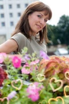 Olga von Cherkasy 36 jahre - geheimnisvolle Schönheit. My mitte primäre foto.