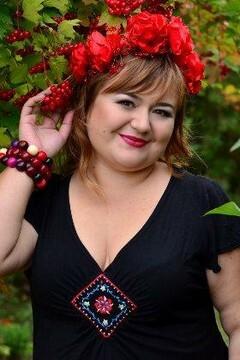 Natali von Rovno 36 jahre - kreative Fotos. My mitte primäre foto.
