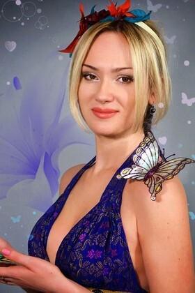 Dasha von Zaporozhye 23 jahre - schöne Braut. My wenig primäre foto.