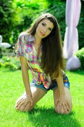 Natasha von Cherkasy 28 jahre - begehrenswerte Frau. My wenig primäre foto.