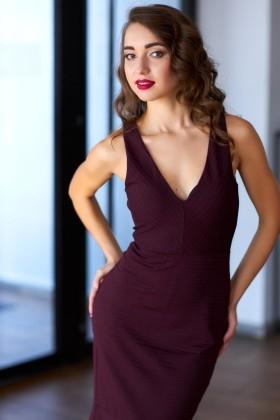 Nastya von Kremenchug 23 jahre - sie möchte geliebt werden. My wenig primäre foto.