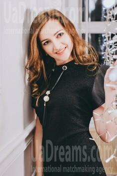 Zhanna von Lutsk 31 jahre - gutherzige russische Frau. My wenig öffentliches foto.